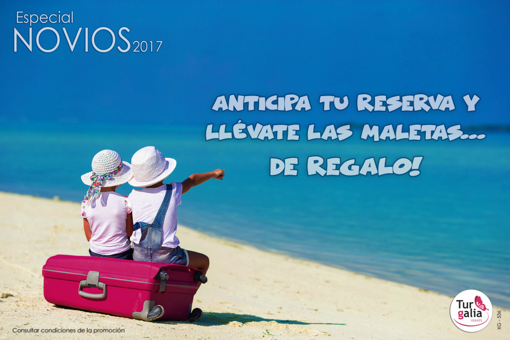 38983976 - little adorable girls with big suitcase on tropical white beach during summer vacation